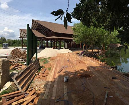 Perak Agrotourism Resort (PATRO) - DANIA WOOD CRAFT